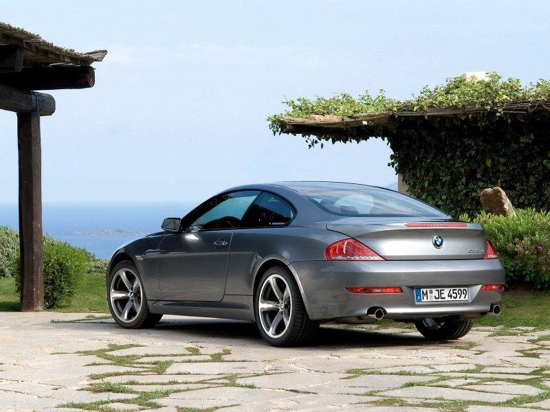 2008 BMW 6 Series Wallpaper 35 - 800x600