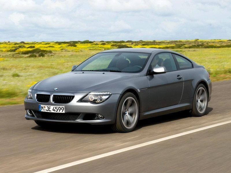 2008 BMW 6 Series Wallpaper 16 - 800x600