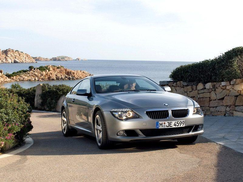 2008 BMW 6 Series Wallpaper 24 - 800x600