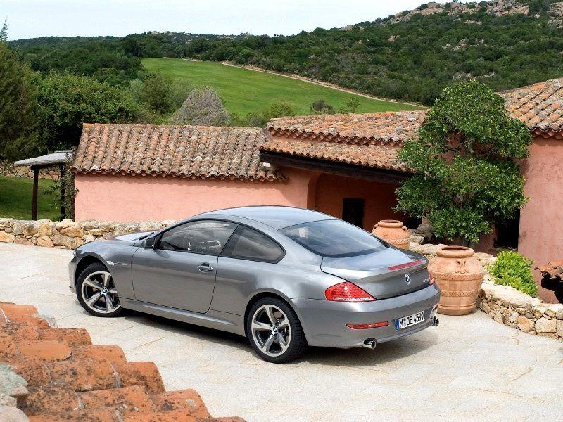 2008 BMW 6 Series Wallpaper 38 - 800x600