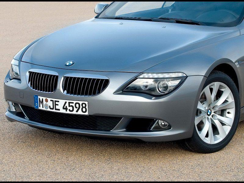 2008 BMW 6 Series Wallpaper 25 - 800x600