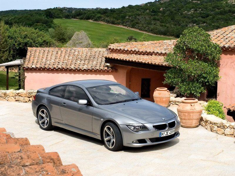 2008 BMW 6 Series Wallpaper 17 - 800x600