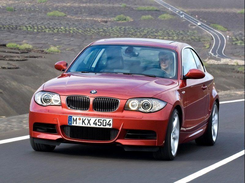 2008 BMW 1 Series Coupe Wallpaper 11 - 800x600