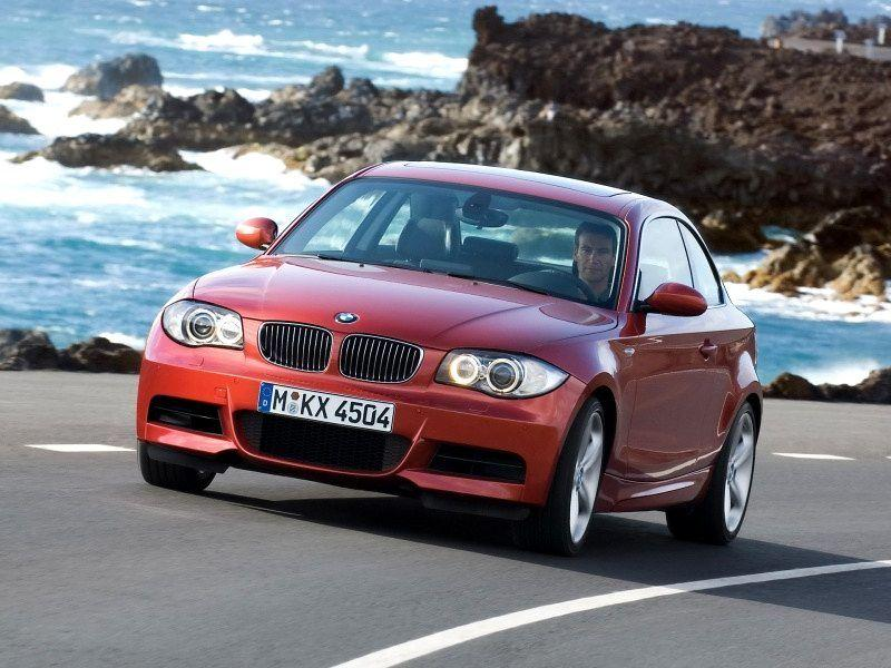 2008 BMW 1 Series Coupe Wallpaper 12 - 800x600