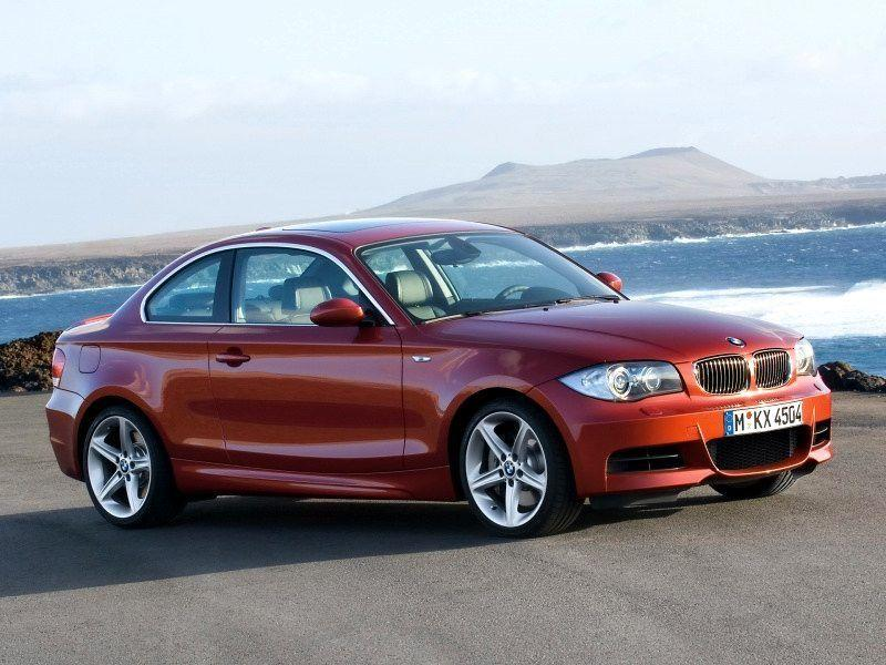 2008 BMW 1 Series Coupe Wallpaper 07 - 800x600