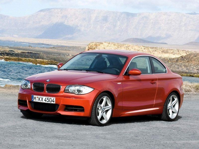 2008 BMW 1 Series Coupe Wallpaper 06 - 800x600