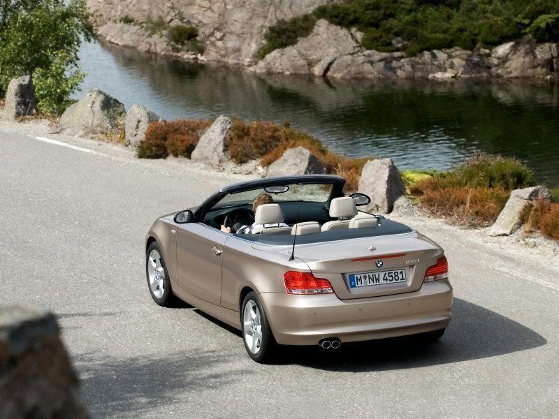 2008 BMW 1 Series Convertible Wallpaper 02 - 800x600