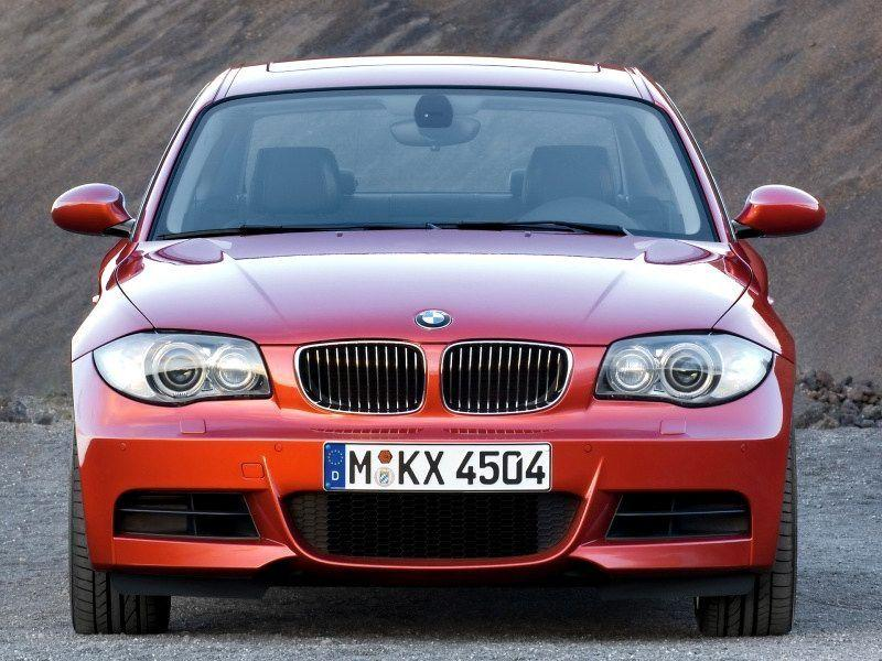 2008 BMW 1 Series Coupe Wallpaper 05 - 800x600