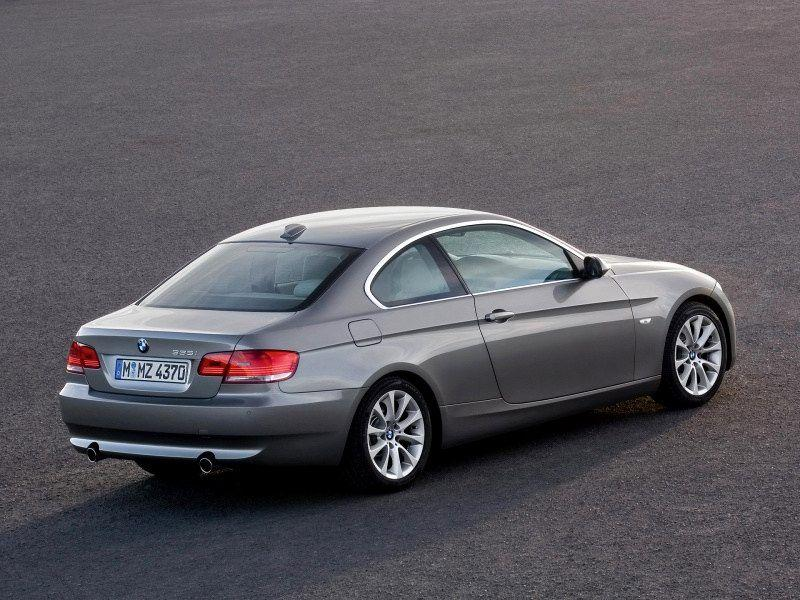2007 BMW 335i Coupe Wallpaper 08 - 800x600