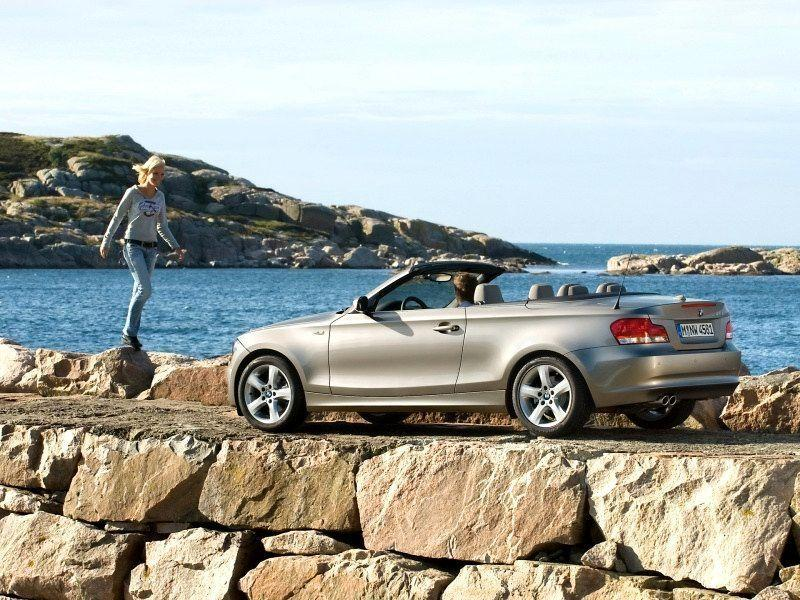 2008 BMW 1 Series Convertible Wallpaper 09 - 800x600