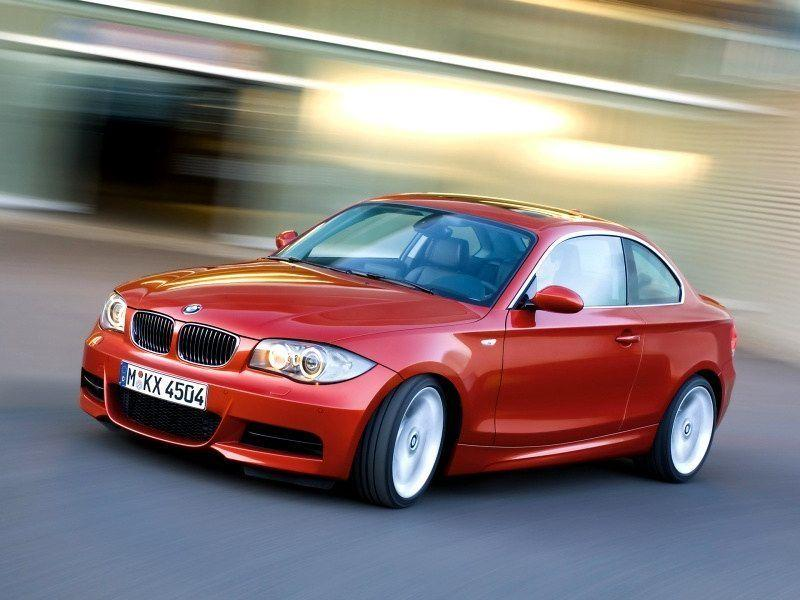2008 BMW 1 Series Coupe Wallpaper 09 - 800x600
