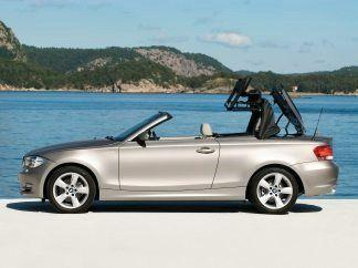 2008 BMW 1 Series Convertible Wallpaper 18