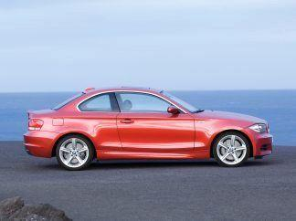 2008 BMW 1 Series Coupe Wallpaper 17