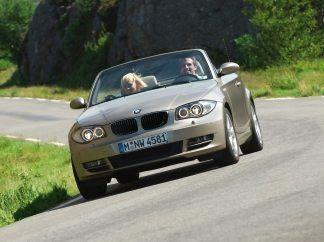 2008 BMW 1 Series Convertible Wallpaper 12