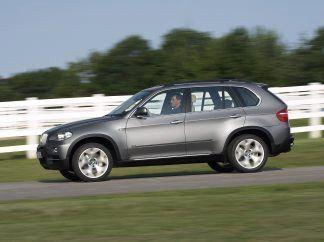 2007 BMW X5 Wallpaper 01