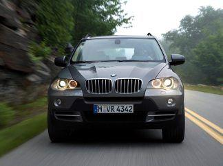 2007 BMW X5 Wallpaper 14