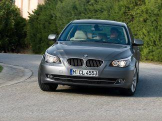2008 BMW 5 Series Wallpaper 11