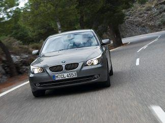 2008 BMW 5 Series Wallpaper 10