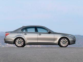 2008 BMW 5 Series Wallpaper 12