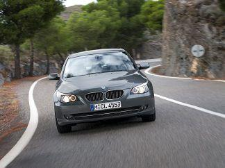 2008 BMW 5 Series Wallpaper 09