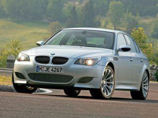 2005 BMW M5 Wallpaper 01
