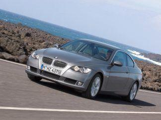 2007 BMW 335i Coupe Wallpaper 03