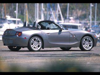 BMW Z4 Roadster Wallpaper 08