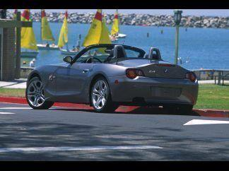 BMW Z4 Roadster Wallpaper 19