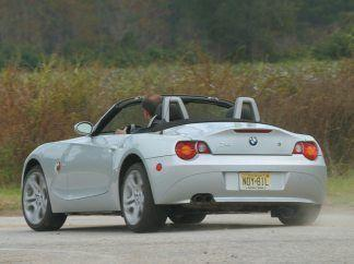BMW Z4 Roadster Wallpaper 18
