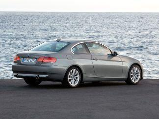 2007 BMW 335i Coupe Wallpaper 06
