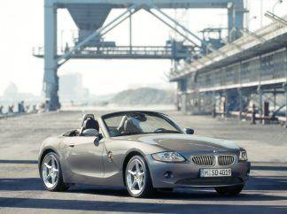BMW Z4 Roadster Wallpaper 01