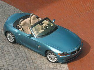 BMW Z4 Roadster Wallpaper 23