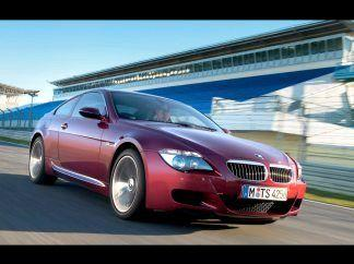 2006 BMW M6 Wallpaper 02