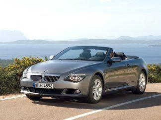 2008 BMW 6 Series Wallpaper 20