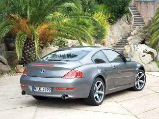 2008 BMW 6 Series Wallpaper 45