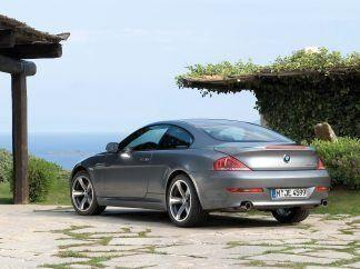 2008 BMW 6 Series Wallpaper 35