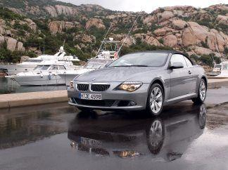 2008 BMW 6 Series Wallpaper 21