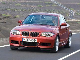 2008 BMW 1 Series Coupe Wallpaper 11