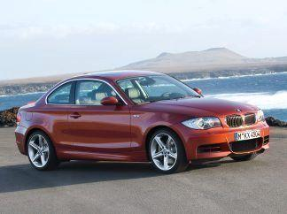 2008 BMW 1 Series Coupe Wallpaper 07