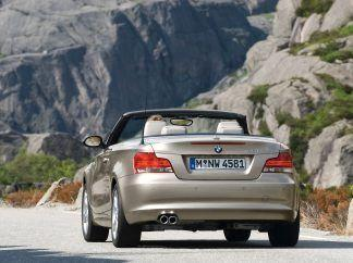 2008 BMW 1 Series Convertible Wallpaper 08