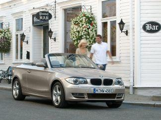 2008 BMW 1 Series Convertible Wallpaper 15