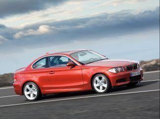 2008 BMW 1 Series Coupe Wallpaper 16