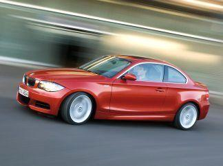 2008 BMW 1 Series Coupe Wallpaper 10