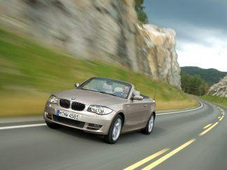 2008 BMW 1 Series Convertible Wallpaper 14
