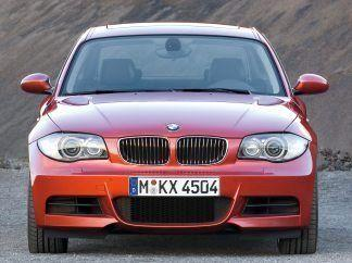 2008 BMW 1 Series Coupe Wallpaper 05