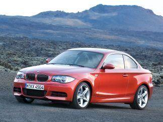 2008 BMW 1 Series Coupe Wallpaper 08