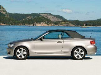2008 BMW 1 Series Convertible Wallpaper 20
