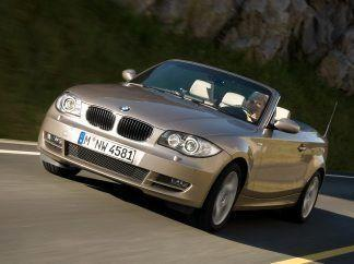 2008 BMW 1 Series Convertible Wallpaper 11
