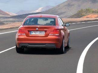 2008 BMW 1 Series Coupe Wallpaper 24