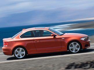 2008 BMW 1 Series Coupe Wallpaper 19